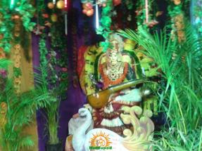 Ujjaini Temple Navaratri 22