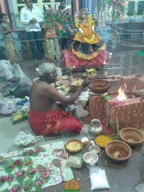 Ujjaini Temple Navaratri 6