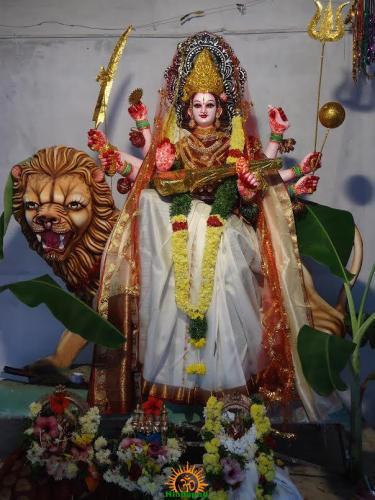 Saraswati Alankaram 3