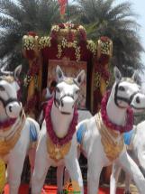 11 Hyderabad Ram Navami Shobha Yatra 2015