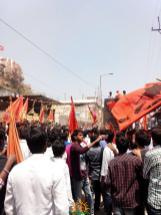 5 Hyderabad Ram Navami Shobha Yatra 2015