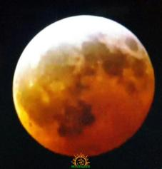 Blood Moon 4 April 2015 lunar eclipse