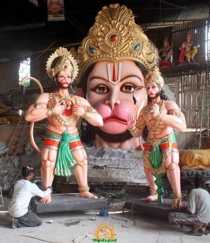 Hanuman Jayanti Shobha Yatra