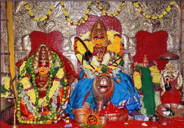 Mahakali Matha Ujjaini Secunderabad Temple