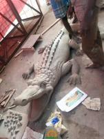 Gajendramoksham at Khairatabad Ganesh 2015 1