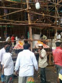 Making of Khairatabad Ganesh 2015 14