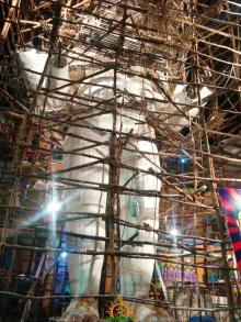 Making of Khairatabad Ganesh 2015 16