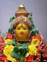 Varalakshmi Vratham Decoration 2