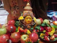Varalakshmi Vratham Decoration 8