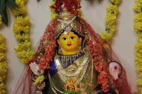 Varalakshmi Vratham Decoration design 18