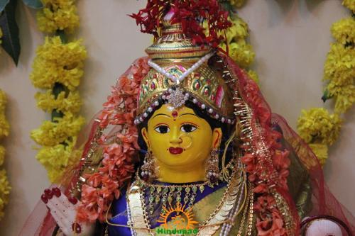 Varalakshmi Vratham Decoration design 19