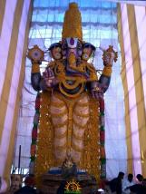 82 feet Ganapathi at Gajuwaka 2015