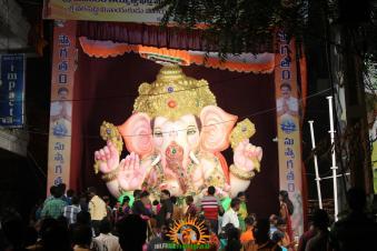 Chaitanyapuri Ganapati Vinayaka 2015