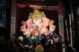 Chaitanyapuri Ganesh 2015 Vinayaka