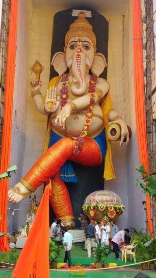 Dundee Ganesh 63 feet Vijayawada