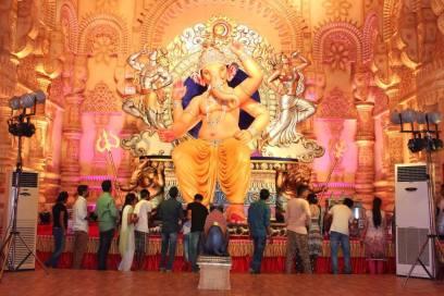 Manjalpur Na Raja Ganpati 2015 Vadodara 4 no-watermark