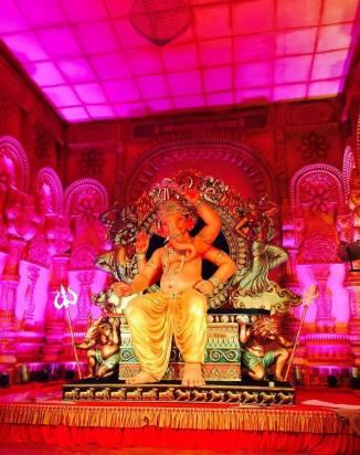 Manjalpur Na Raja Ganpati 2015 Vadodara 8 no-watermark