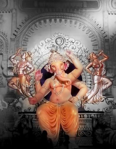 Manjalpur Na Raja Ganpati 2015 Vadodara 9 no-watermark