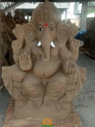 Matti Ganapathi vigraham 1
