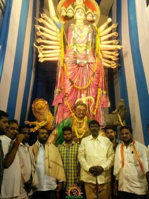 Isamia Bazar Durga Mata Hyderabad image 5