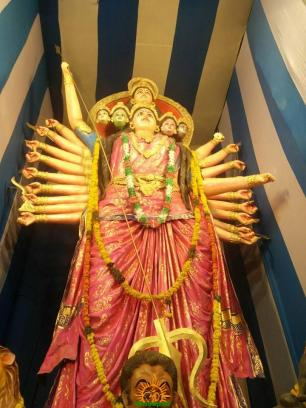 Isamia Bazar Durga Mata Hyderabad image 8