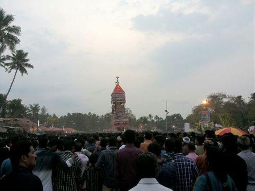 Puttingal Temple in Paravur Kollam Kerala no-watermark