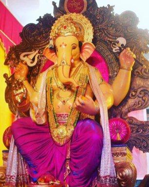 Mumbai Cha Raja 2016 Ganesh Galli Ganpati no-watermark