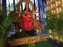 Balapur Ganesh 2016 setting 5
