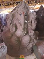 Clay Ganesh 5 Feet