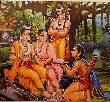 Ayodhya Kanda in Ramayana