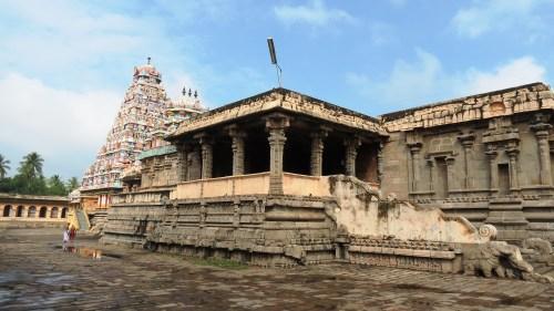 Kampaheswarar Temple Thirubuvanam