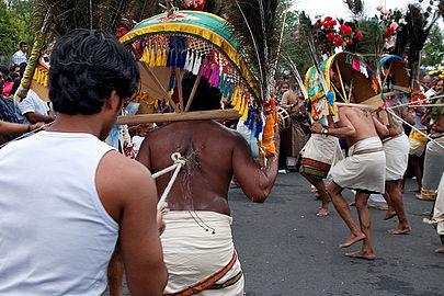 Kavadi dance Kavadi Aattam