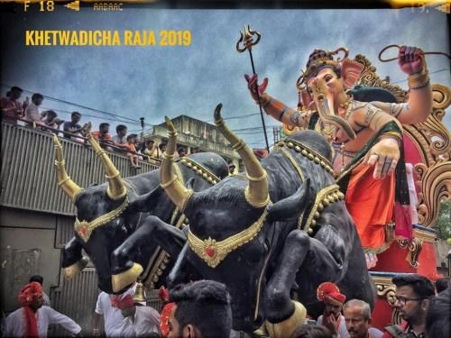 Khetwadi Cha Raja 2019 7