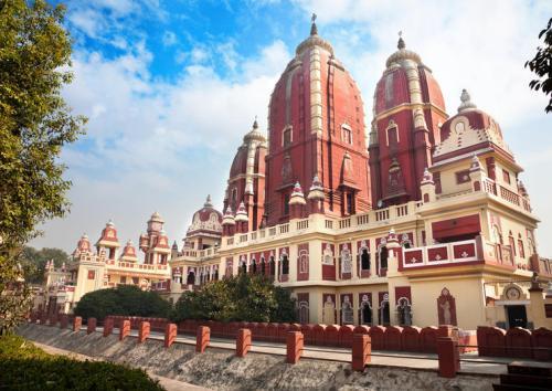Laxminarayan Temple Delhi Birla Mandir