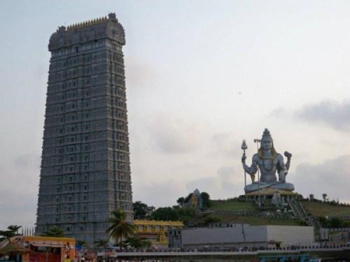 Murudeshwar Temple Gopuram