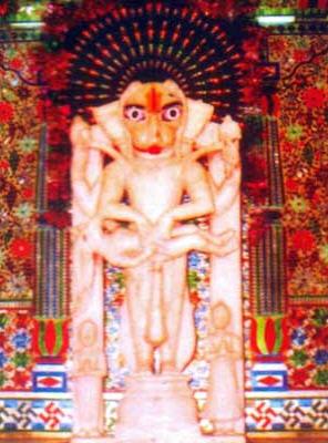 Prahladpuri Temple Multan Pakistan