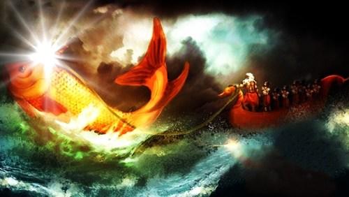 Pralaya deluge in Puranas hinduism
