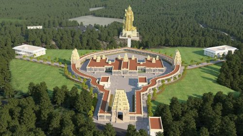 Proposed Carolina Murugan Temple