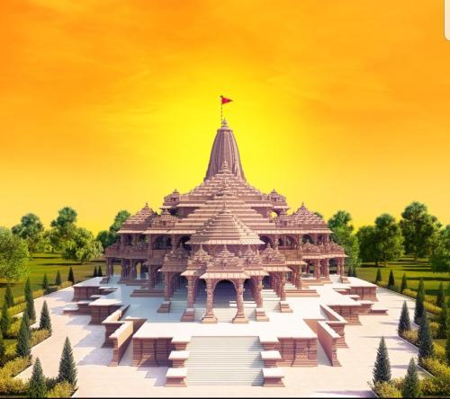 Ram Janmabhoomi Ayodhya Mandir 5