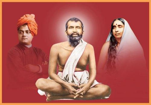 Ramakrishna Paramahamsa Swami Vivekananda Sharada Mata