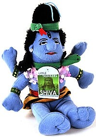 Shiva the Destroyer Plush by The Field Museum Chicago no-watermark