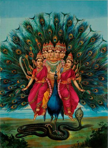 Sri Satru Samhara Moorthy Murugan