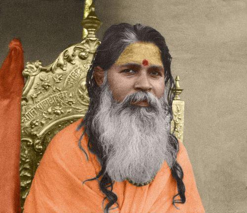 Swami Shantanand Saraswati Jyotir Math Shankaracharya