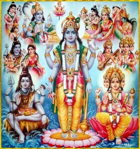 Trimurthi Trimata Ganesh