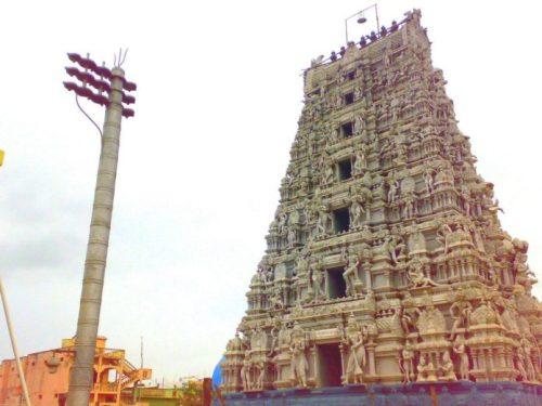 someswara temple somarama