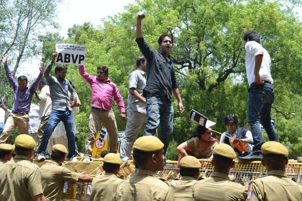 रोहित चहल युवा राजनीतिज्ञ छात्र राजनीति से मुख्यधारा की राजनीति तक