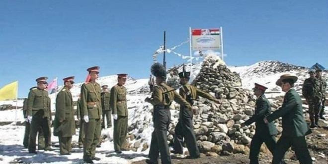 India-China Border Tension