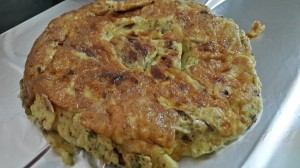 Spanish Omlette - Tortilla Full