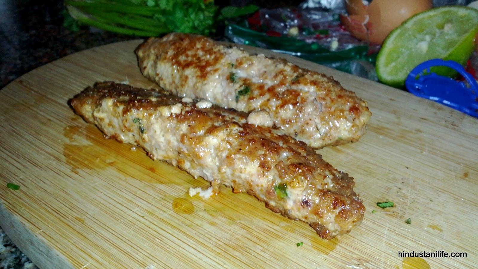 Oven Baked Juicy Chicken Kebabs