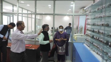 Raw drug repository for medicinal herbs established in CSIR-NBRI